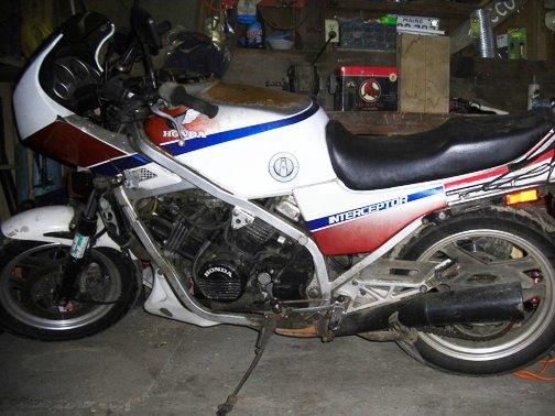 Honda Interceptor
