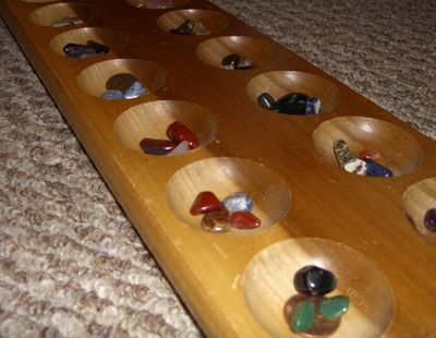 Mancala Ancient Stone Game