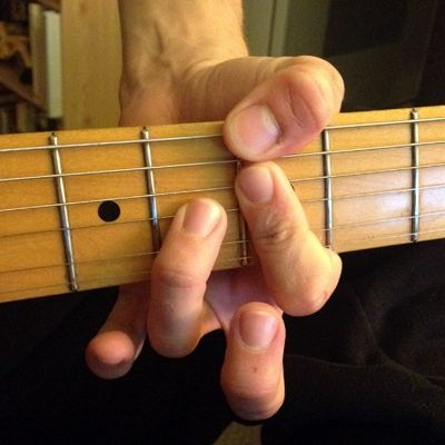 Educated Thumb (Guitar)