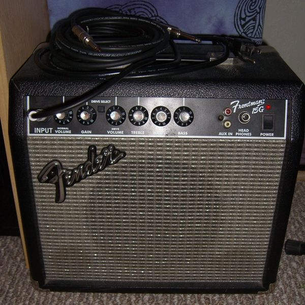 Fender Frontman 15G Guitar Amplifier