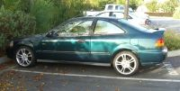1998 Honda Civic Coupe