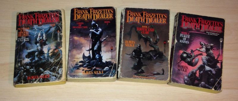 Death Dealer Series