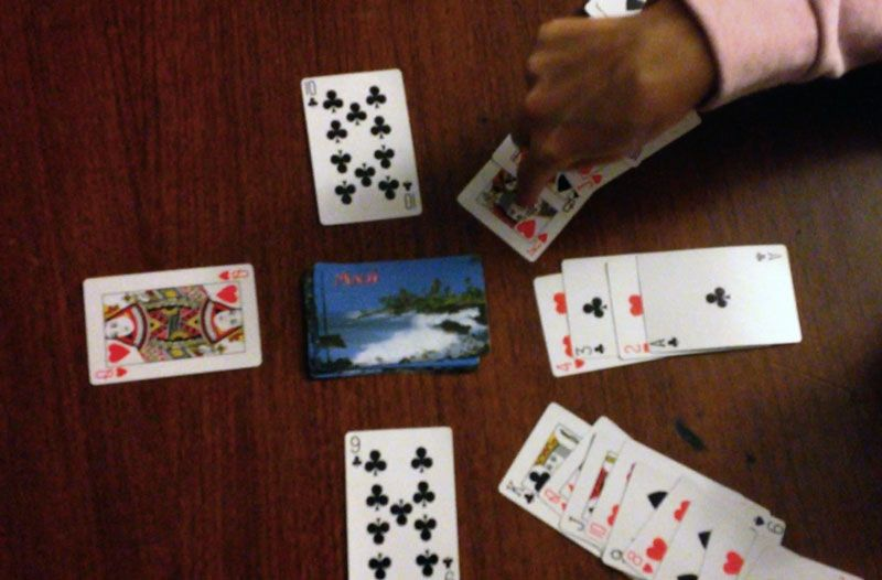 Kings Corners Card Game