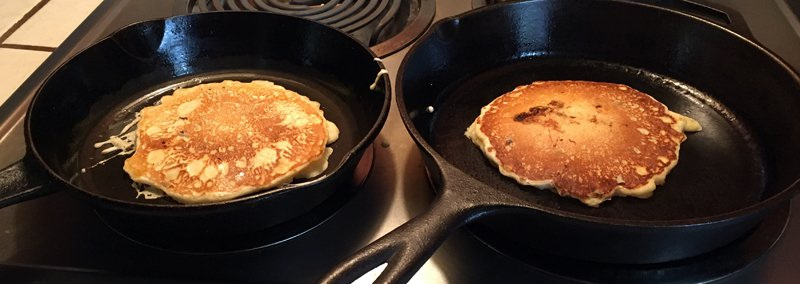 Simple Blueberry Pancake Recipe